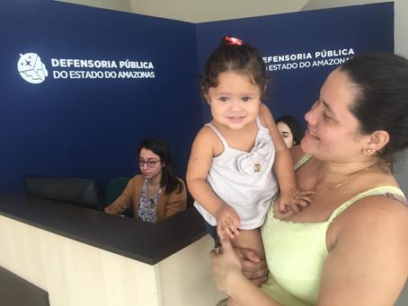 Defensoria do Amazonas inicia atendimento à população em nova sede