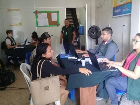 Em Maués, Defensoria presta assistência jurídica e realiza mais de 600 atos