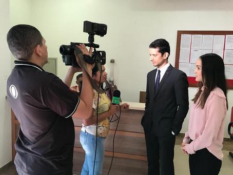 Rapaz de 14 anos obtém registro tardio com ação de Polo de Itacoatiara