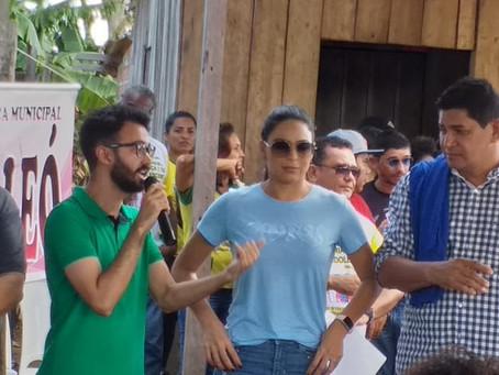 Polo da Defensoria no Baixo Amazonas acompanha processo de regularização prometida pela Prefeitura e