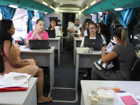 """Programa """"Defensoria Itinerante"""" vai atender na Delegacia da Mulher no bairro Cidade de Deus"""