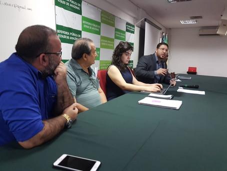 Defensoria Pública determina prazo para Seminf apresentar soluções para os problemas de infraestrutu