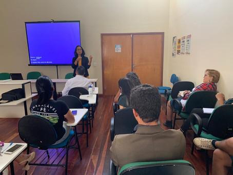 Servidores do Polo Madeira participam de curso sobre Direito de Família