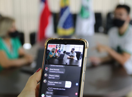 No Dia Internacional do Idoso, DPE-AM realiza Live com FUnATI para alertar sobre superendividamento