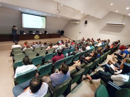 'Qualidade é satisfazer o usuário', diz defensor do RJ em encontro de coordenadores de polos da DPE-