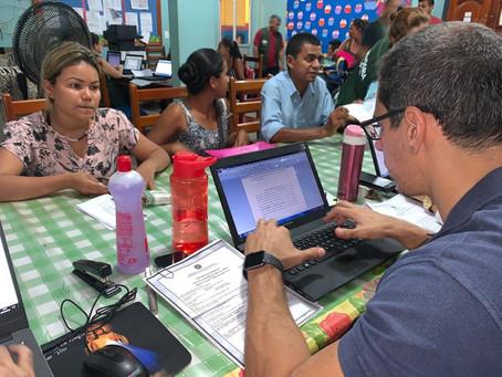 Itinerante em Tabatinga encerra com anúncio de novo polo da Defensoria no município