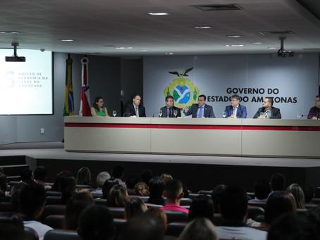 Defensoria acompanha apresentação de núcleo criado pelo governo para otimizar recursos da saúde