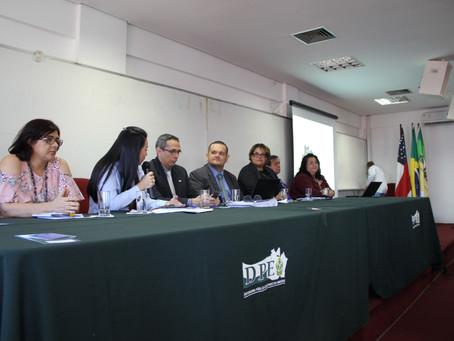 Audiência pública promovida pela Defensoria põe em debate o sistema público de atendimento à saúde m