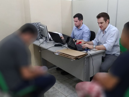 Polo da DPE-AM em Parintins continua atendendo os presos do município