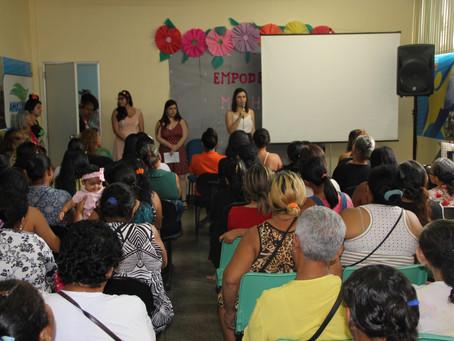 Mulheres caem na folia para comemorar Dia Internacional e reafirmar garantia de direitos