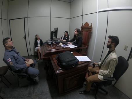 """Defensoria Pública reforça ações da campanha """"Justiça pela Paz em Casa"""", em Parintins"""
