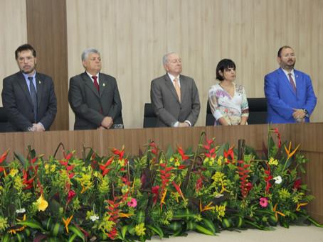 Defensoria prestigia a posse da nova diretoria da Amazon