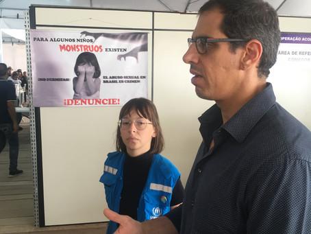 Defensoria Pública do Amazonas vai reforçar atendimento a refugiados e migrantes venezuelanos na Ope