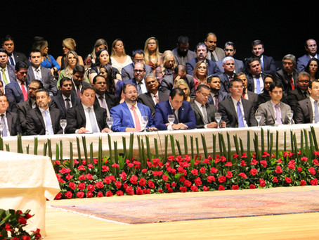 Defensoria Pública prestigia posse da nova diretoria da OAB Seccional Amazonas