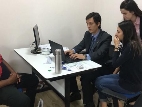 Atendimento da Defensoria Pública para o interior passa a funcionar na faculdade DeVry Martha Falcão