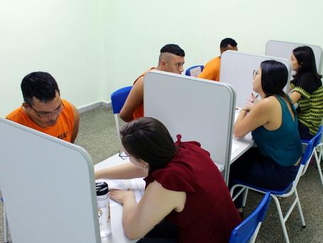 Defensoria passa a prestar atendimento jurídico diário em todas as unidades prisionais de Manaus
