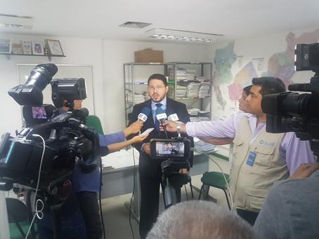 Defensoria Pública anuncia bloqueio de bens dos responsáveis por empresas que cometiam estelionato e