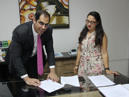 Acordo de cooperação institucional entre DPE e DPU visa melhorar atendimento em Itacoatiara e Humait