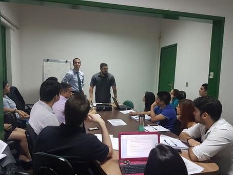Residentes em Direito da Defensoria Pública recebem capacitação teórica