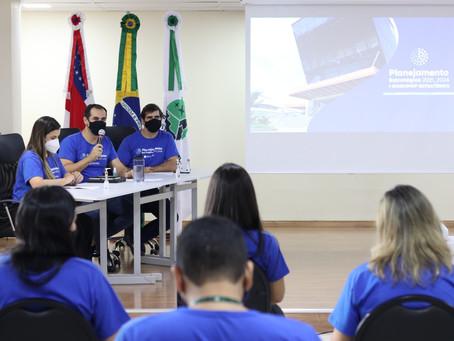 Defensoria apresenta diagnóstico organizacional em Workshop Estratégico