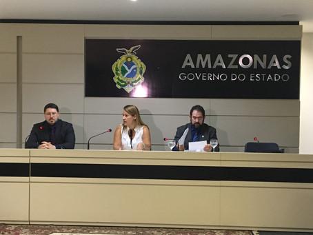 Produtores rurais que sofreram reintegração de posse ganham apoio do Governo do Amazonas após audiên