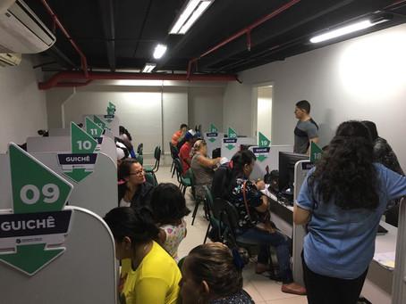 Disk-129 da Defensoria Pública registra mais de 3 mil agendamentos em um mês