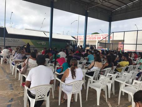 Defensoria Pública realiza nesta sexta-feira atendimentos na primeira etapa do Conjunto Viver Melhor