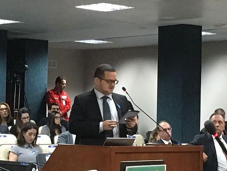 Defensor público ministrará palestra sobre a judicialização da saúde no Estado na próxima quinta-fei