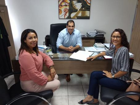 Defensoria dá posse a mais uma candidata aprovada em concursopúblico