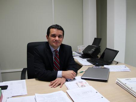 Defensor público Leonardo Aguiar é reeleito para o cargo de corregedor geral da DPE-AM