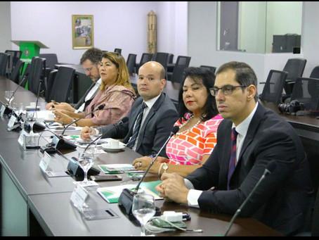 Defensor geral participa do Condege e da abertura da 11ª edição do Programa Defensoria Sem Fronteira
