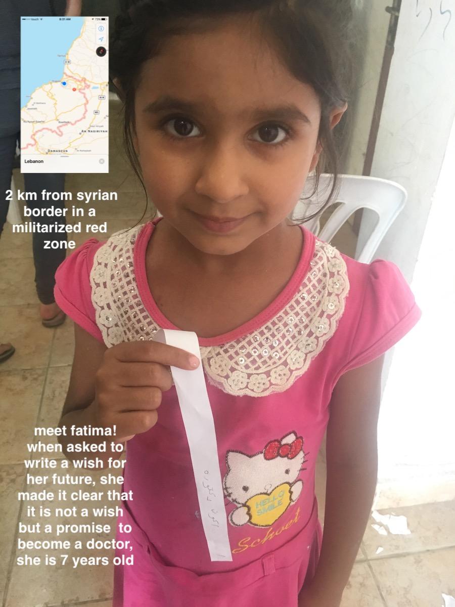 Fatima's plan