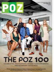 The POZ 100: Celebrating Transgender, Gender-Nonconforming and Nonbinary Advocates