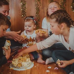 Amelia - Cake Smash
