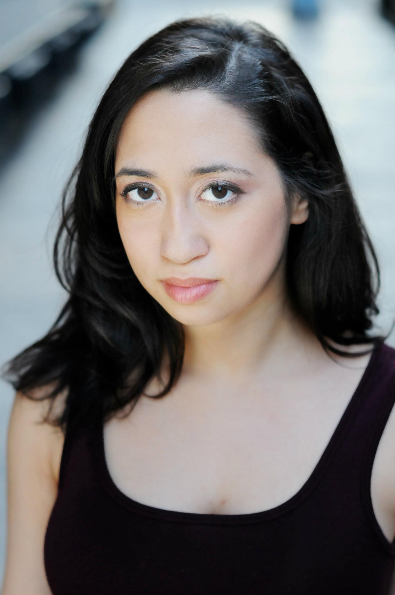 Actress B. Beberaggi NY©JennyRostain