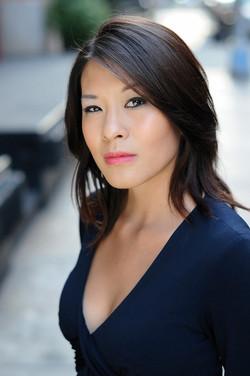 Actress M. Hai Trang NY©JennyRostain