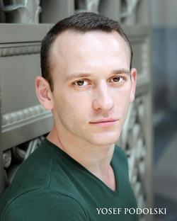 Actor Y. Podolski NYC ©JennyRostain