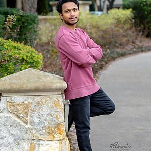 Pranav's Portrait Session