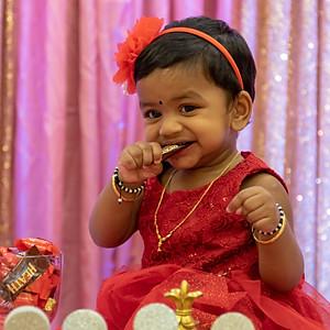Bhavagnya's 1st B'day