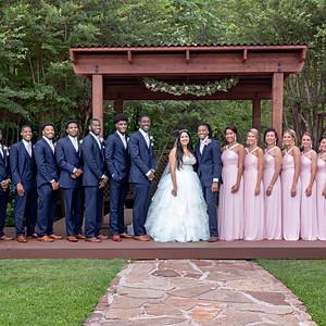 Deborah & Xavier's Wedding