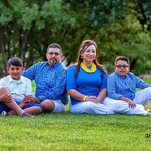 Tapia's Family Portraits!