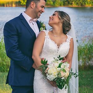 Marivel & Jonathan's  Wedding