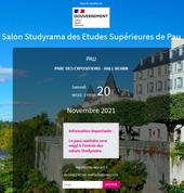 Salons Studyrama des études supérieures et des grandes écoles - PAU
