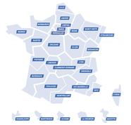 JPO des établissements d'enseignement supérieur sur le site de l'Onisep. Carte interactive.