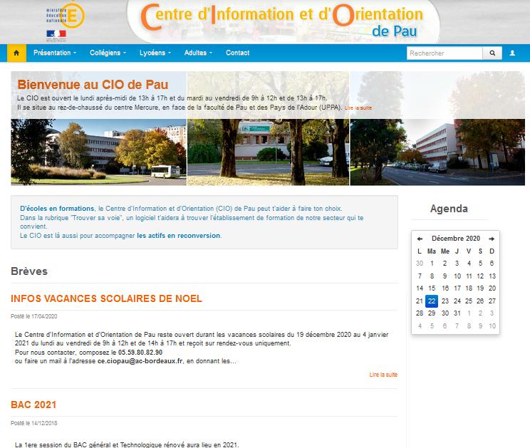 CIO de Pau