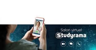 salons virtuels Studyrama