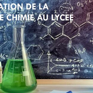 Physique-chimie, spécialité 1ere/tle