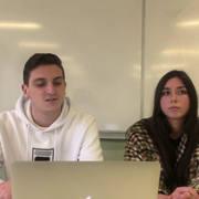 Présentation du BTS MCO par les étudiants