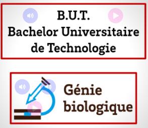 B.U.T. Génie Biologique de l'IUT de Bordeaux - Site de Périgueux