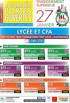 BTS Lycée Beaulieu Lavacant - Auch
